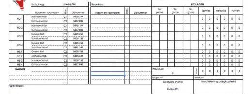 wedstrijd- en ploefuitwisselingsformulierwedstrijd- en ploefuitwisselingsformulier